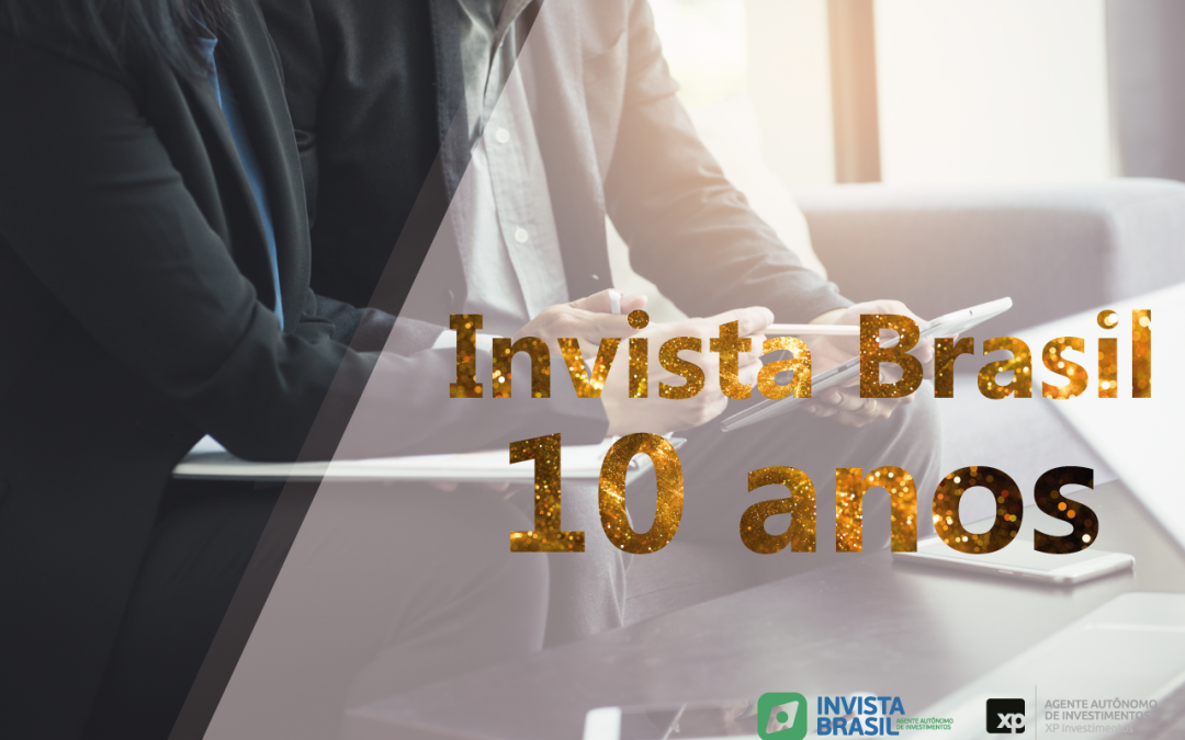 Invista Brasil completa 10 anos e lança nova marca